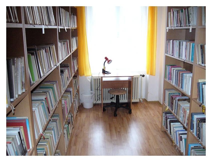 Obec - knihovna