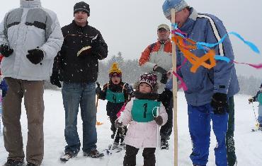 Lyžařské závody Odranec 2009